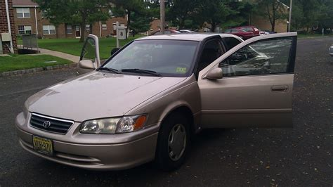 2000 Toyota Camry Size 2000 Toyota Camry Ce Specs