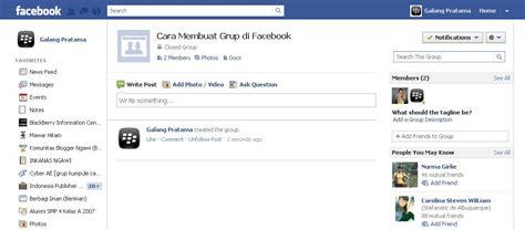 membuat facebook sendiri cara membuat grup di facebook tutorial revit