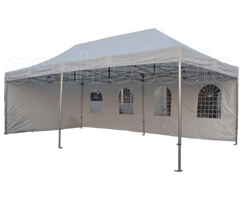 gazebo per esterno gazebo professionale per esterno 4x8m in alluminio gazebi