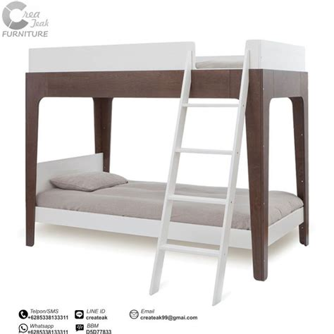dipan anak tingkat skandinavia createak furniture