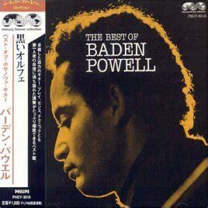 baden powell the best of baden powell