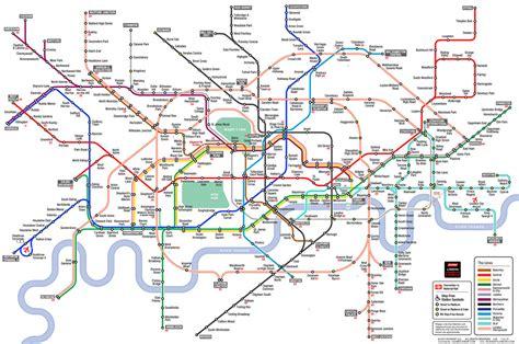 london sections map kickmap london