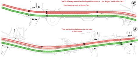 construction traffic management on construction sites traffic management plan osborne street bridge