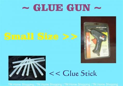 Glue Stik Kecil Lem Lilin Tembak Isi 10 Logan glue gun lem tembak kaskus archive