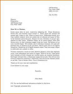 7 how to write formal letter address lease template