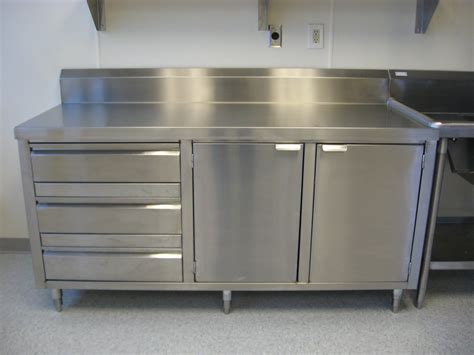 top advice on stainless steel kitchen island work table