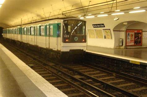 metro porte des lilas m 233 tro porte des lilas plan horaires et trafic