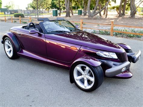 chrysler prowler image gallery 2010 plymouth prowler