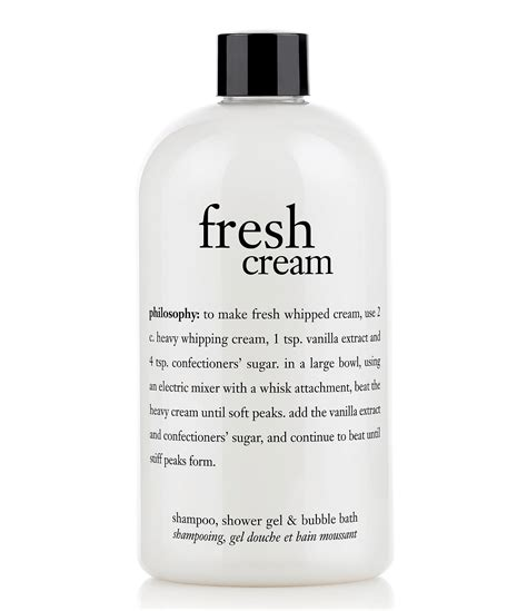 philosophy shoo shower gel bath philosophy fresh shoo shower gel bath 16 oz dillards
