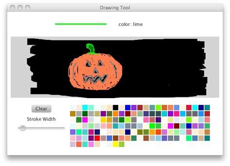 javafx sketch pad version  anderson software group