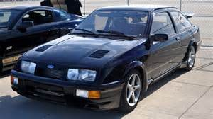 1987 ford rs cosworth