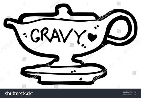 cartoon gravy boat gravy boat cartoon stock illustration 95817172 shutterstock