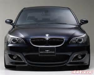 wald international m5 style front bumper bmw 5 series e60