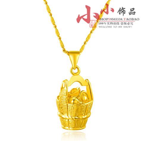 Kalung Rantai Mini Lapis Emas 24k rantai emas 24 k berlapis emas kalung perempuan ember