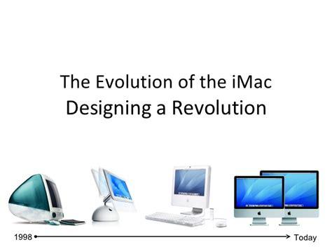 Home Design Software Mac the evolution of the imac