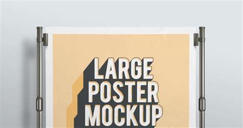 Psd Poster Mockup Presentation Vol2   Psd Mock Up
