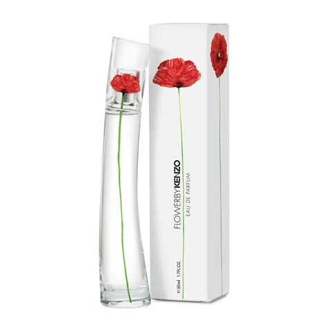 kenzo flower by kenzo eau de parfum spray refillable 50ml feelunique