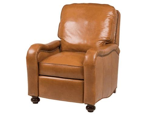 classic leather recliner usa made monterra 1169