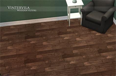 Sims 3 Floor by Mod The Sims Vintervila Wooden Floors