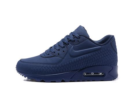 Nike Air Max One Mens Blue Navy nike air max 90 woven navy blue 833129 011 fashioh s