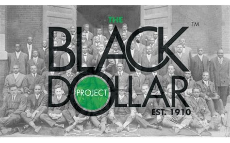 the black dollar project from black wall to the black dollar project