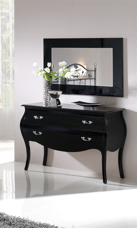 commode noir ikea une envie de baroque happy