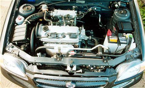 Suzuki G16b Engine 1999 Suzuki Baleno Glx Sedan Goauto Engine