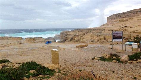 azure window collapsed gozo news com