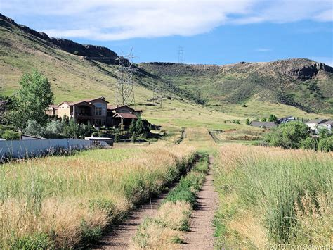 Jefferson County Co Records Photo Mesa Spur Trail
