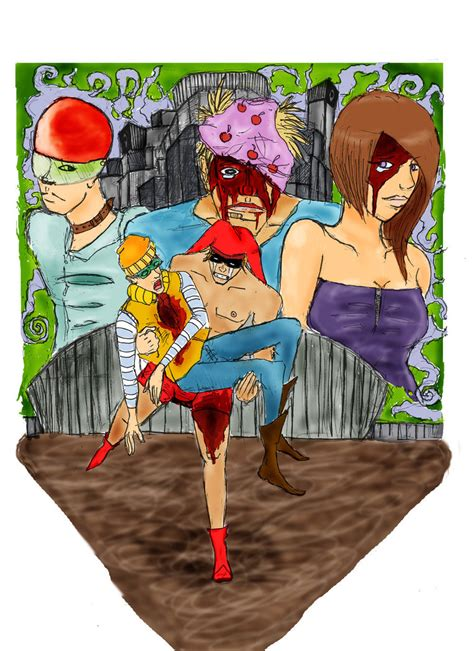 Kaos Anime X 01 brigade of vigilantes by evel kaos on deviantart