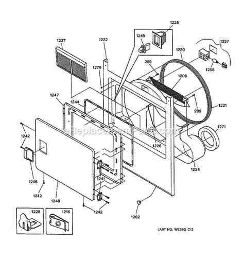 ge dryer start switch wiring diagram ge just another