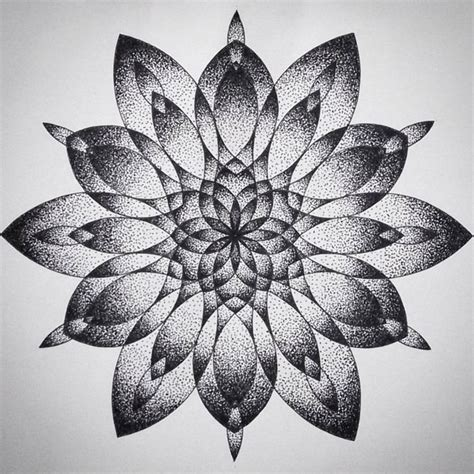 geometric tattoo leicester 17 best images about mandala on pinterest simple mandala