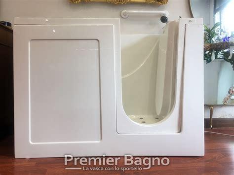 vasca sportello vasca da bagno con porta