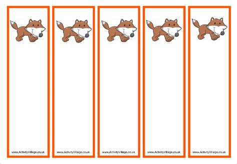 14 Free Bookmark Templates Psd Vector Eps Free Premium Templates Free Printable Bookmarks Templates