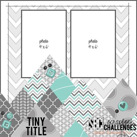 scrapbook layout sketch challenge 1253 best scrapbook layout sketches images on pinterest