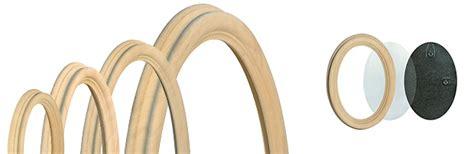 cornici ovali in legno cornici ovali legno grezzo rinaldin cornici
