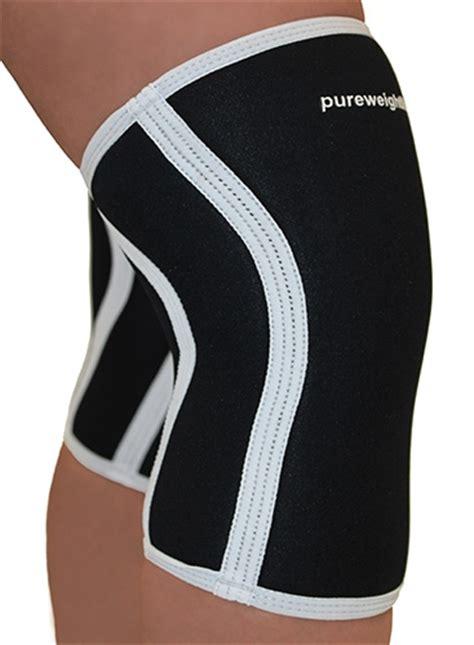 pw knee sleeves black