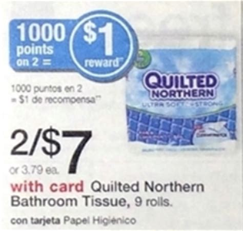 Quilted Northern Bath Tissue Coupons by Coupon Stl Upcoming Walgreens Deal Quilted Northern