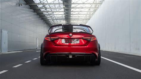 alfa romeo giulia gtam    wallpaper hd car