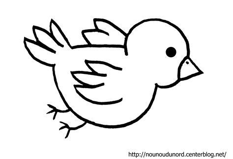 Oiseaux Facile A Dessiner Coloriage Download