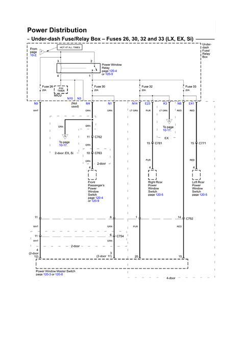 manual repair free 1999 honda civic engine control 97 honda prelude ecu wiring diagram engine 97 free engine image for user manual download