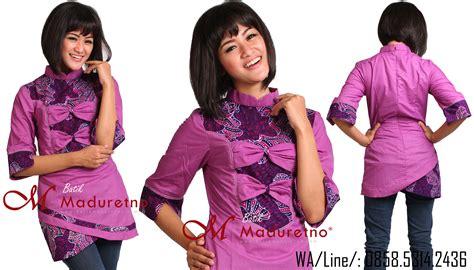 Murah Batik Sarimbit Pasangan Giska Broklat 100 gambar baju batik atasan remaja 2015 dengan gambar