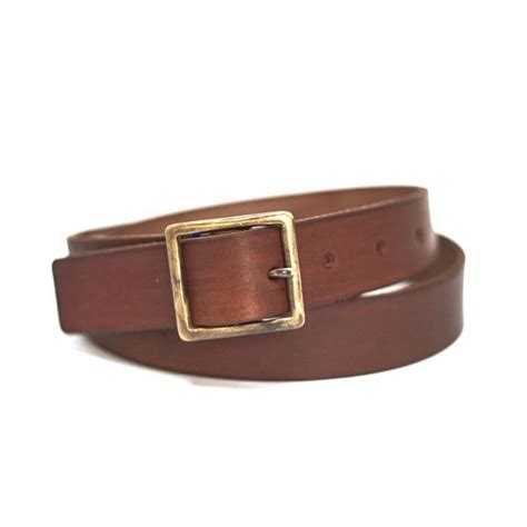 Leather Belt Handmade - best 25 brown ideas on seasons autumn