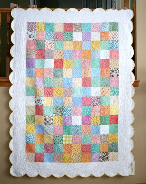 Scallop Quilt Pattern by 1000 Images About Scalloped Quilts On
