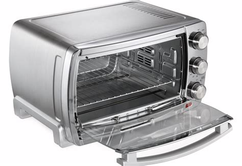 Chrome Toaster Oven Oster Tssttvsk01 Large Convection Toaster Oven