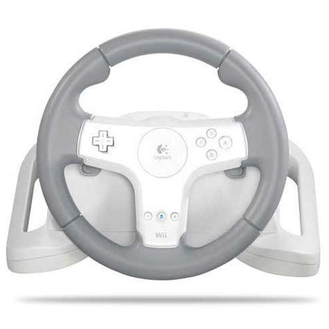 wii volante logitech speed wireless wii accessoires wii
