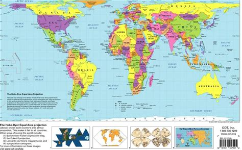 print maps world map printable