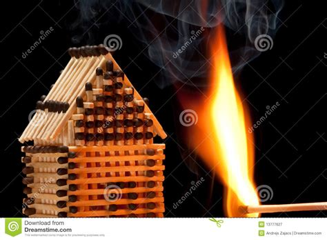black woman house on fire house on fire royalty free stock photography image 13777627
