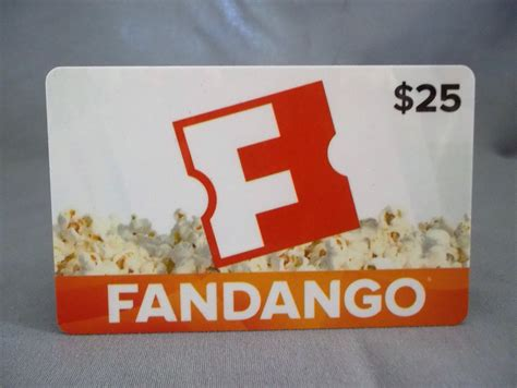 Fandango Gift Card Movie Theaters - what movie thearter in tucson az can you use a fandango gift card to but atuff in thw