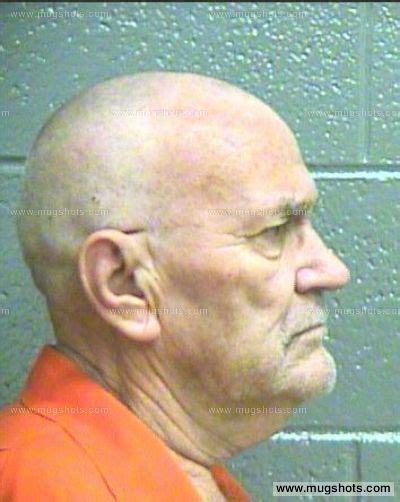 Pottawatomie County Arrest Records Billy B Trout Mugshot Billy B Trout Arrest
